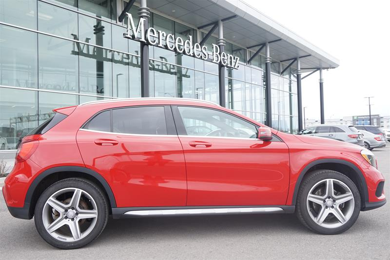 Certified Pre-Owned 2017 Mercedes-Benz GLA250 4MATIC SUV