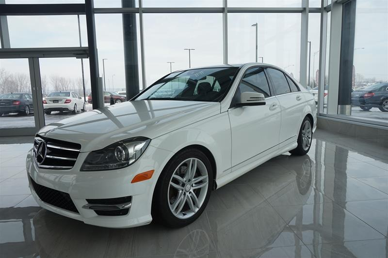 High Quality Certified Pre Owned 2014 Mercedes Benz C CLASS C300