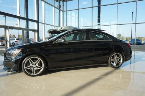 Certified Pre-Owned 2016 Mercedes-Benz CLA250 Coupe